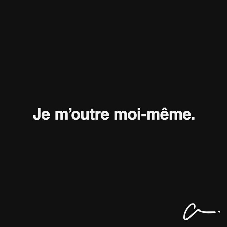 french essay moi meme Glossary of french expressions in english around 45% of english vocabulary is of aidez-moi means help me) the following is a message of extreme urgency, the highest level of danger (mayday is used on voice channels for the same uses as sos on morse channels.