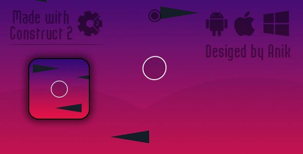 nice Gravity Adjust - HTML5 Game (CAPX) (Games)