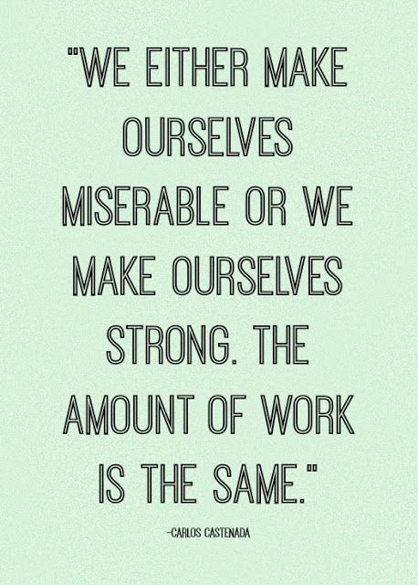 ❤️ this! Working on making myself stronger