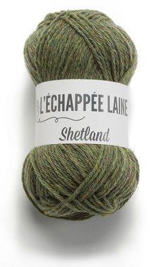 Laine L'échappée Laine Shetland 11 Granny