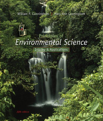 Bestseller books online Principles of Environmental Science Inquiry and Applications William Cunningham, Mary Cunningham  http://www.ebooknetworking.net/books_detail-0077270649.html
