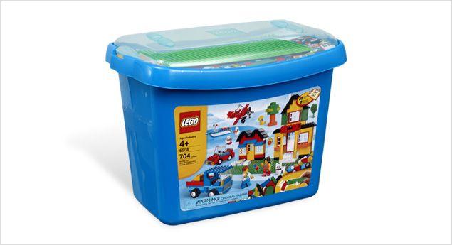 BAT: 5508 - LEGO® Deluxe Brick Box  $44.99 @ Target 11.08.12