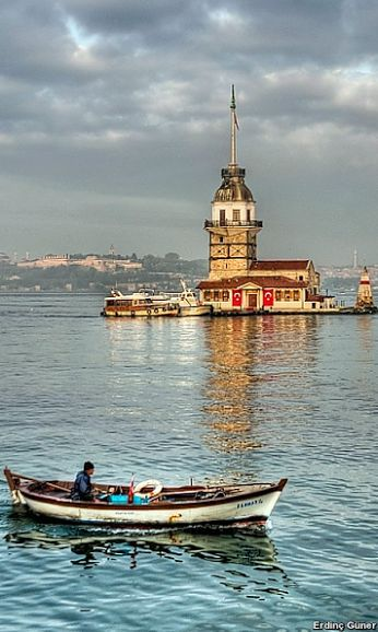 Travel Inspiration for Turkey - Istanbul, Turkey