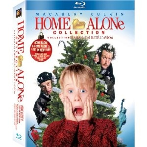 Home Alone Collection [Blu-ray]