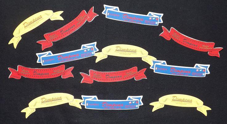 Lienzos magnéticos para refrigeradores y también stickers. Diseños e Impresiones Peña  dimpena Valparaíso