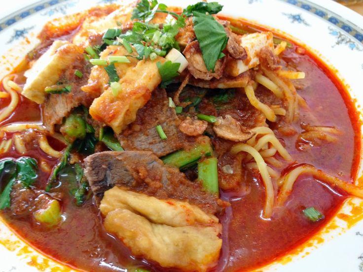 Mee Bandung Recipe Asian Recipes Recipes Unique Recipes