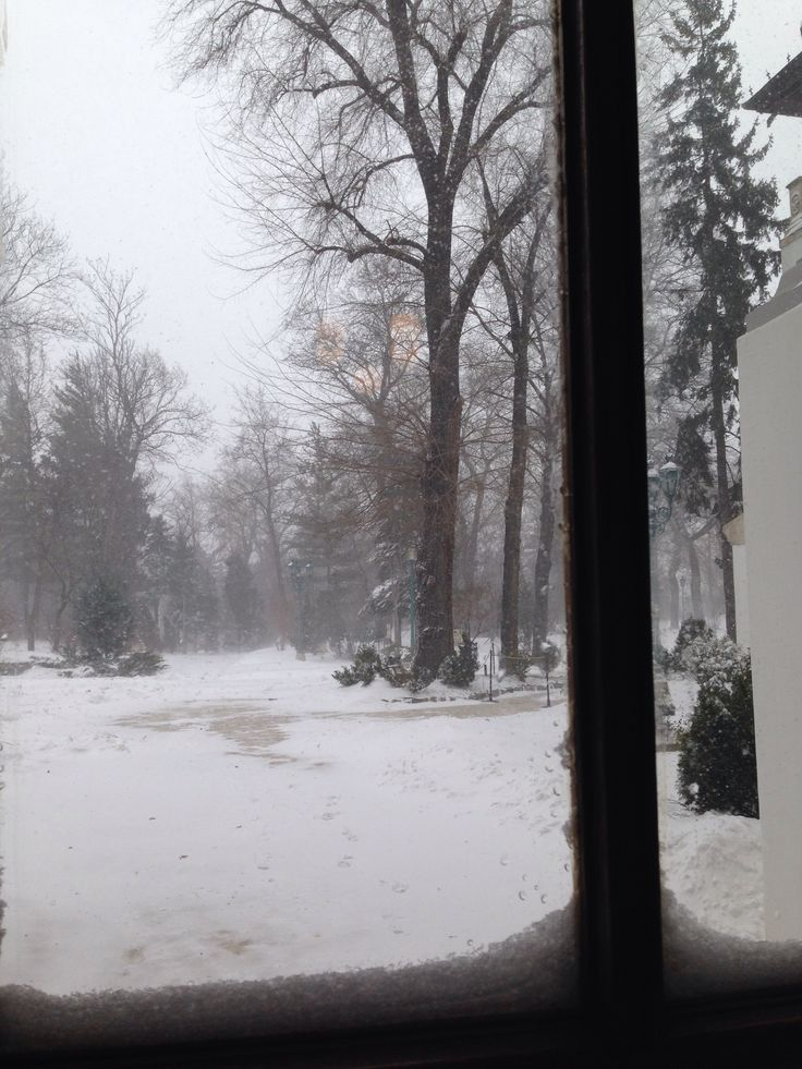 #Bucharest #winter is coming #CotroceniPalace