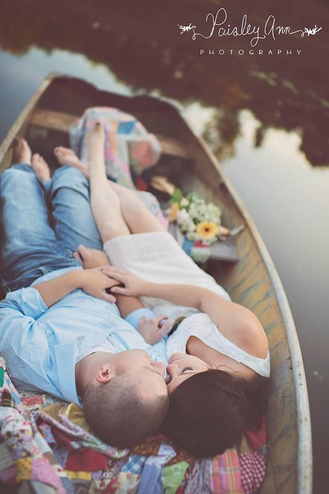 Paisley Ann Photography...boat engagement shoot