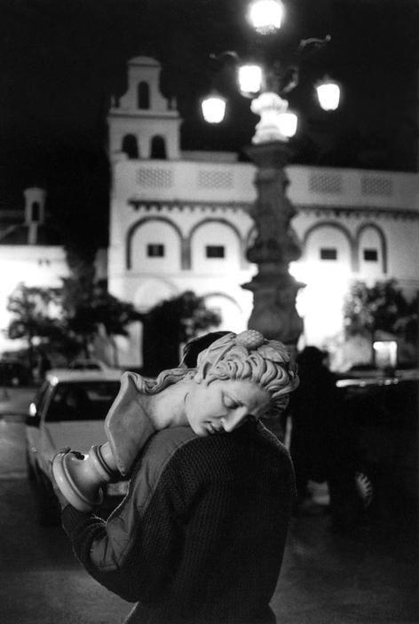 Ferdinando Scianna - SPAIN. Andalusia. Sevilla. 1991.