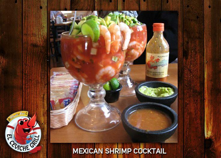 Mexican Chain Restaurant Recipes: El Torito Shrimp Cocktail