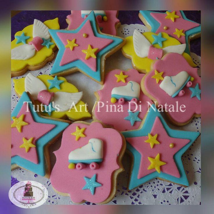 Soy Luna Cookies!