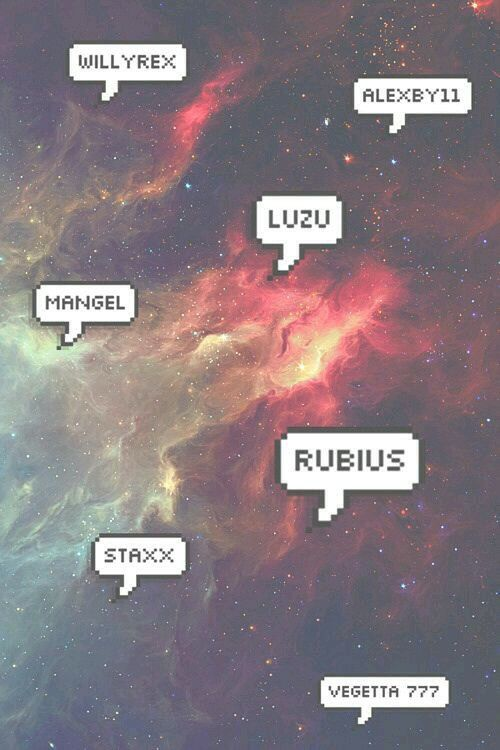 Mangel,luzu,rubius,staxx  :)