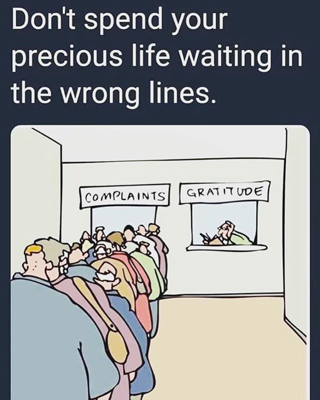What Do You See When You See This Pic I Thought Its Not About The Complaints Line At All Its The Association Ar Enlightenment Quotes Gratitude Quotes Thoughts