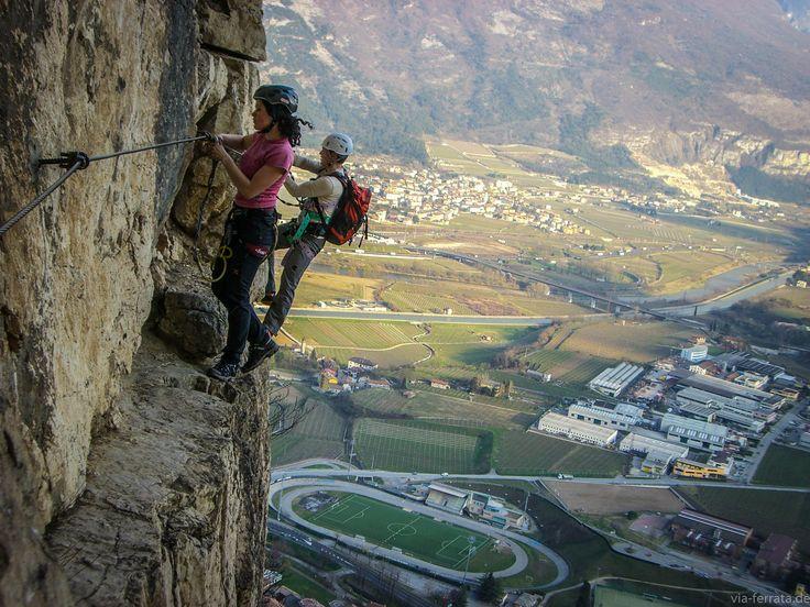 Klettersteig Urlaub : Klettersteige in berchtesgaden