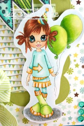 ==Jax Bean Stalks==: Color Me Creative Happy 3rd Birthday Bash!!!!