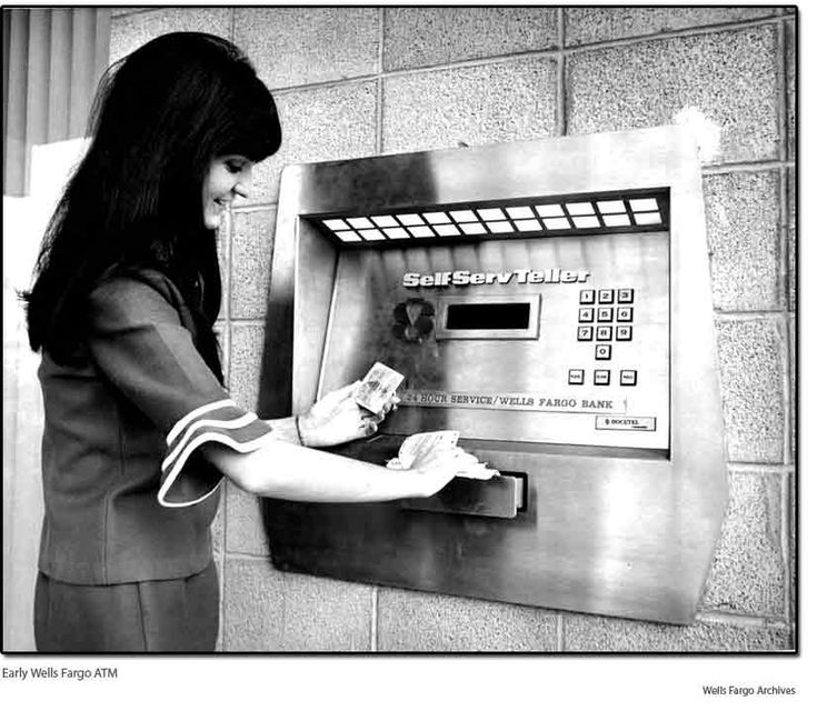 history of automated teller machine Simjian was a prolific inventor who held over 200 patents including for the automated teller machine (atm) and the teleprompter.