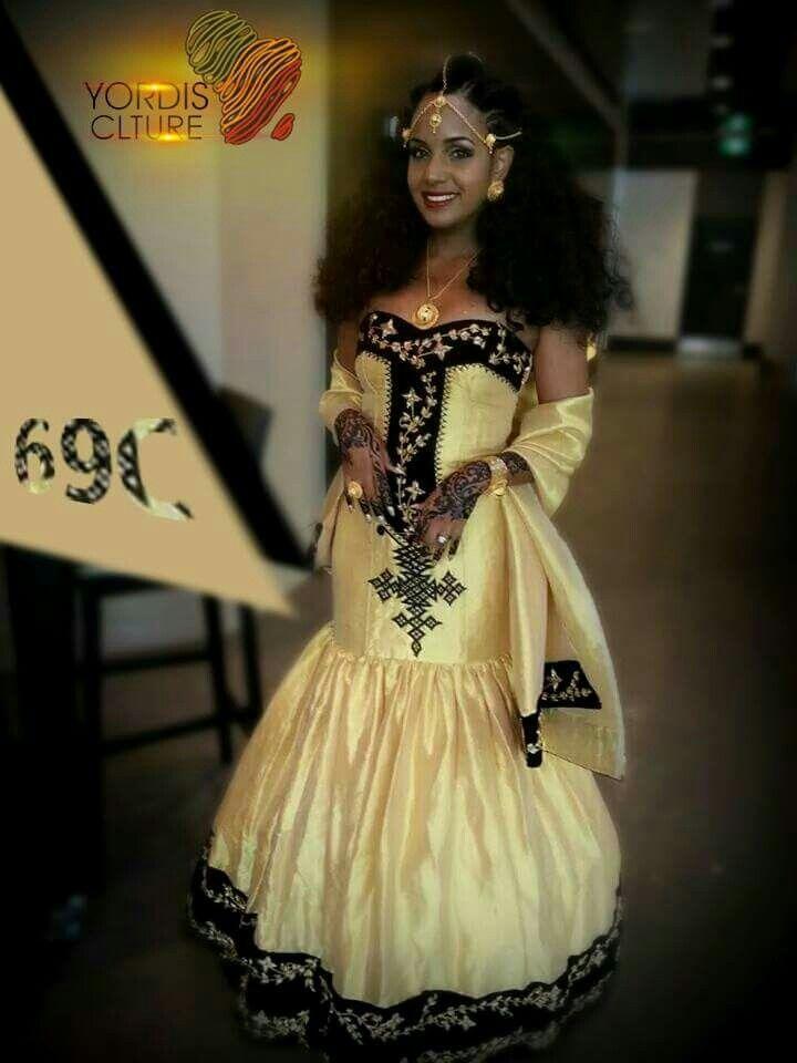 Melse kemis habesha fashion pinterest eritrean for Habesha dress for wedding