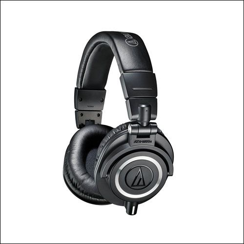 Audio-Technica DJ Headphones - Searching for the best DJ Headphone? Take a look for while buying best DJ Headphones and then buy the best headphones for DJ from amazon.
