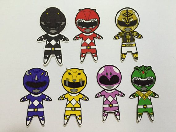 Dragonball Z Power Ranger Video Games Star by WSS3ThePaintProject