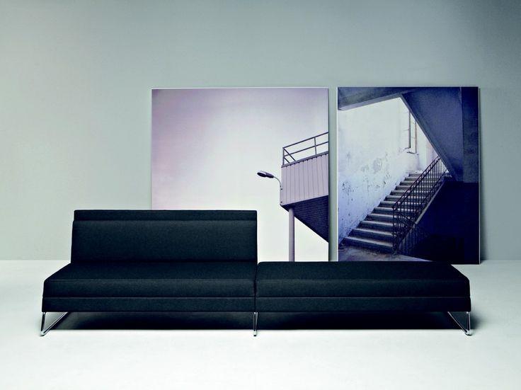 Canapé Composable Modulable En Tissu Pour CHR SUSHI By La Cividina | Design  Mauro Fadel · SesselModulsofaModerne ...