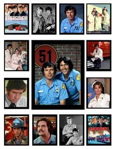 images of emergency tv show | Details about EMERGENCY TV SHOW PHOTO-FRIDGE MAGNETS Set of 13