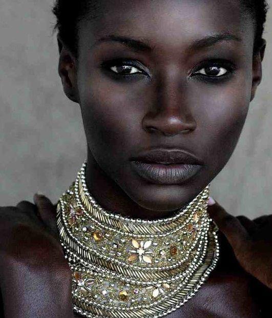 (Imagem: Reprodução Afrojuju) - Saiba quais os 10 países africanos com as mulheres mais bonitas - Gana