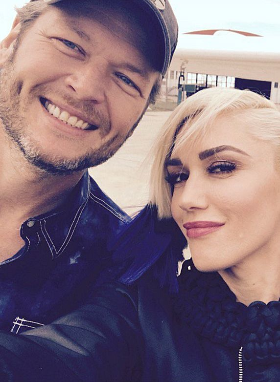 Sweet home Oklahoma. Blake Shelton took Gwen Stefani to his home state just weeks before Us Weekly exclusively confirmed that the Voice coaches are dating. Get the details at Usmagazine.com!