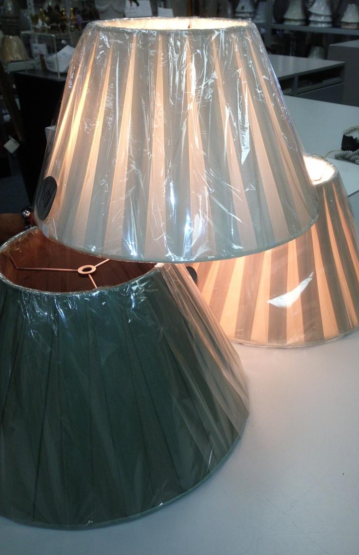 Lux 16 Quot Silk Box Pleat Shades 145 Lamp Shades