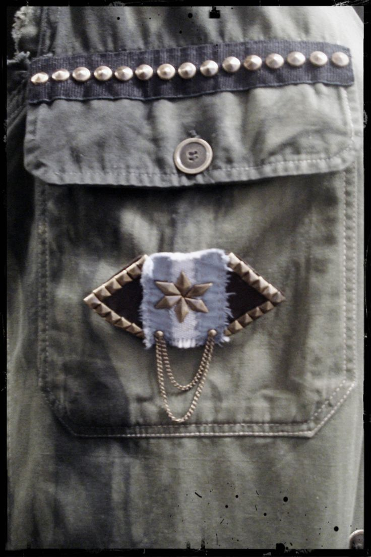Militarys Jackets for Paul Deco