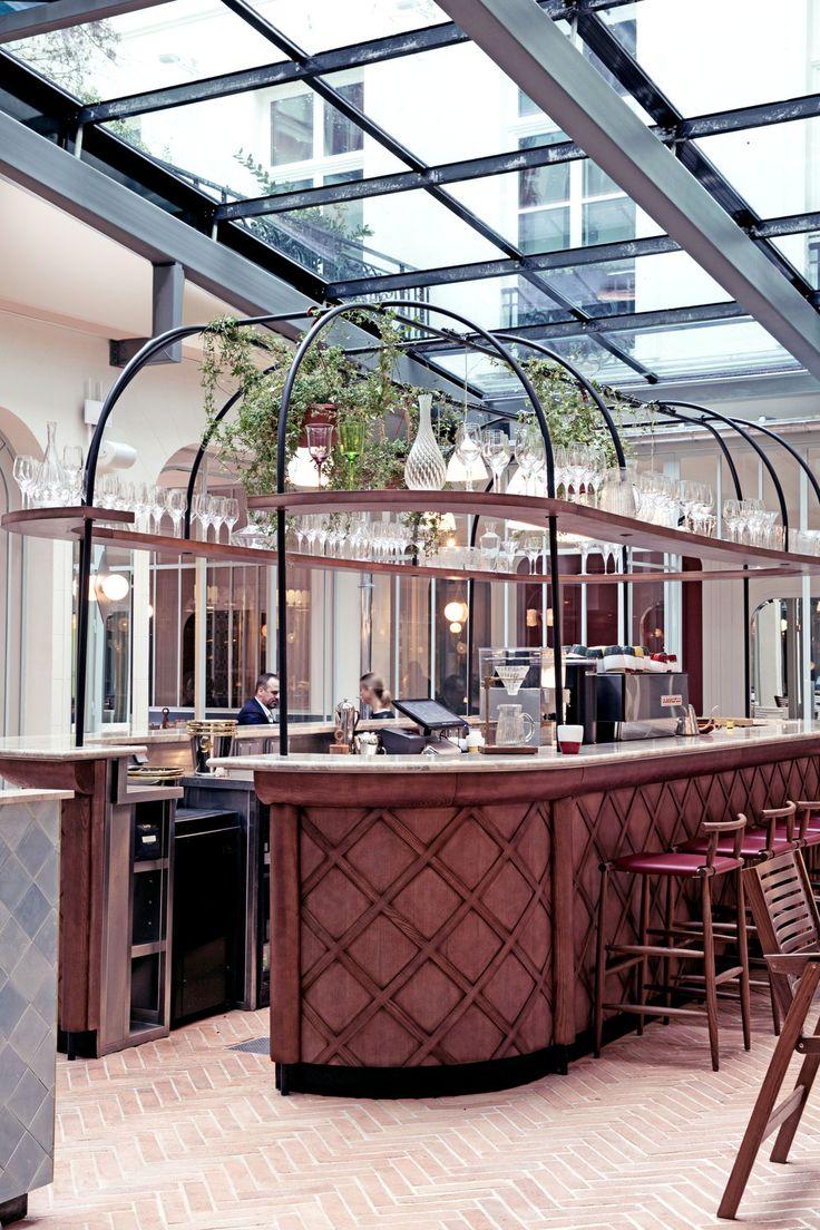 GRANDS BOULEVARDS restaurant — CHZON Boulevard hotel