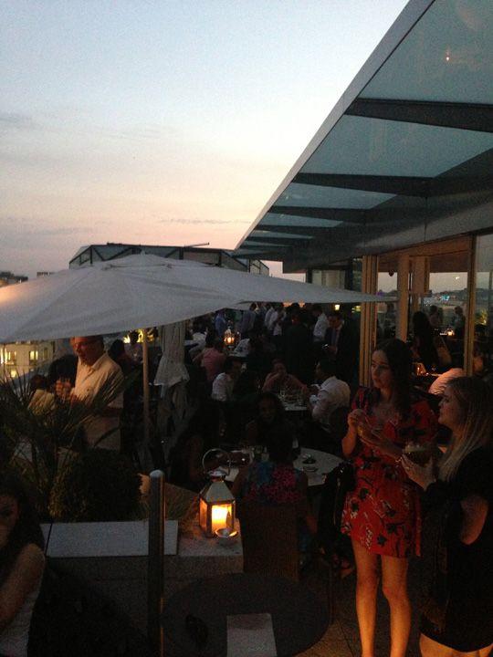 Radio Rooftop Bar - ME London | Rooftop bar