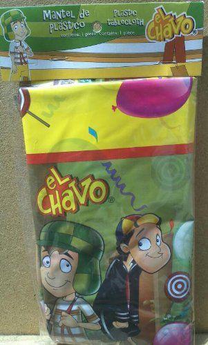 El Chavo del Ocho Plastic Tablecover