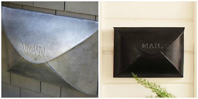 My Search for a Wall Mount Mailbox (and Why I Need One...) - Driven by Decor