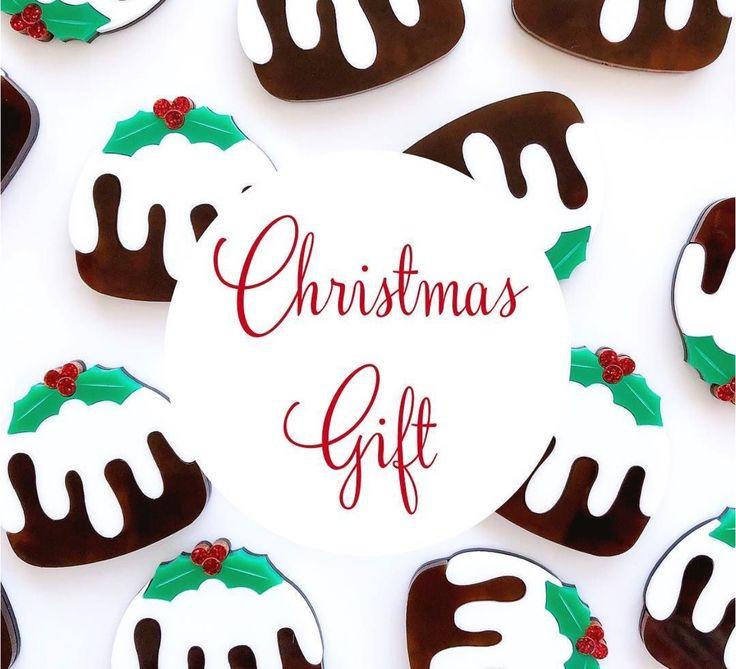 Christmas Pudding; GWP
