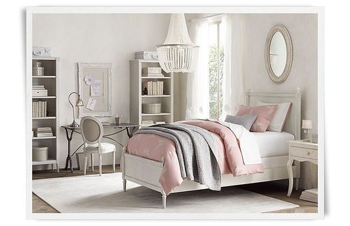 Rooms Restoration Hardware Baby Amp Child Girl Room