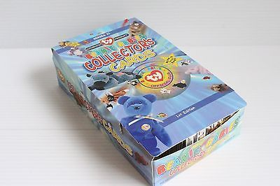 BEANIE BABIES COLLECTOR'S CARDS 1st Edition Series II, LOT Large Collection