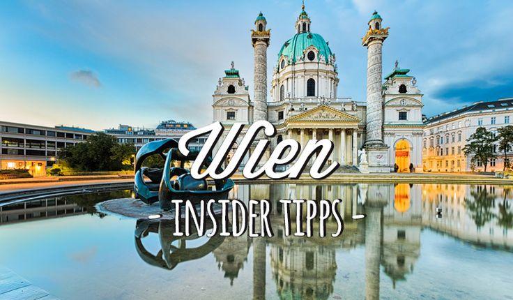Trip-Tipp-Kiste #6: Local Doris verrät euch 15 Insider Tipps zu ihrer Stadt Wien. Dinge, die ihr in keinem Reiseführer über die Stadt an der Donau findet