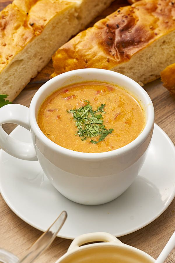 indische dal suppe