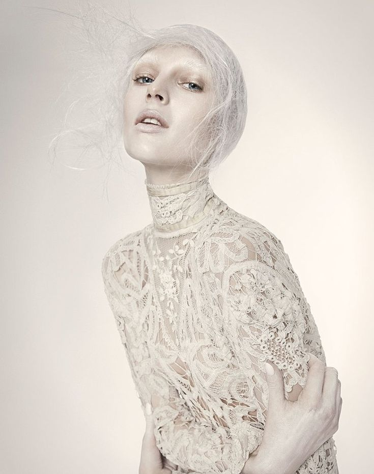 Fashion Photography - romantic fashion editorial // Ph. Nastya Sten by Jack Waterlot