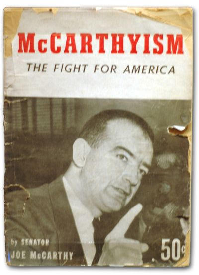 """mccarthyism and the red scare in america The red scare in america was a time of uncertainty and fear for america that was caused by one man joseph mccarthy or at least that's what many believe what was the red scare the red scare occurred after world war ii from 1945 to 1961 and was popularly known as """"mccarthyism"""" after its most famous supporter, senator joseph mccarthy."""