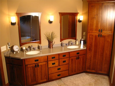 125 best images about basement on pinterest for Amish kitchen cabinets indiana