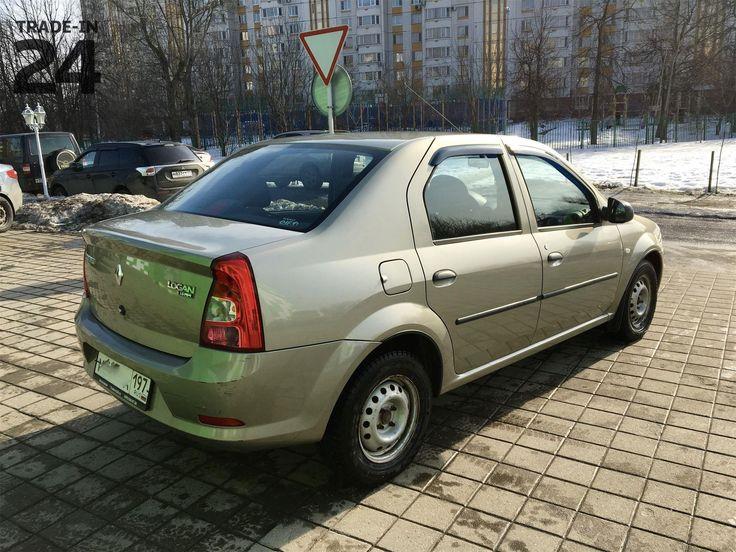 Trade-in24 продает #Renault #Logan 2011 года  1.6МТ пробег 24.000км. цена  280000руб. +7(495)6380724