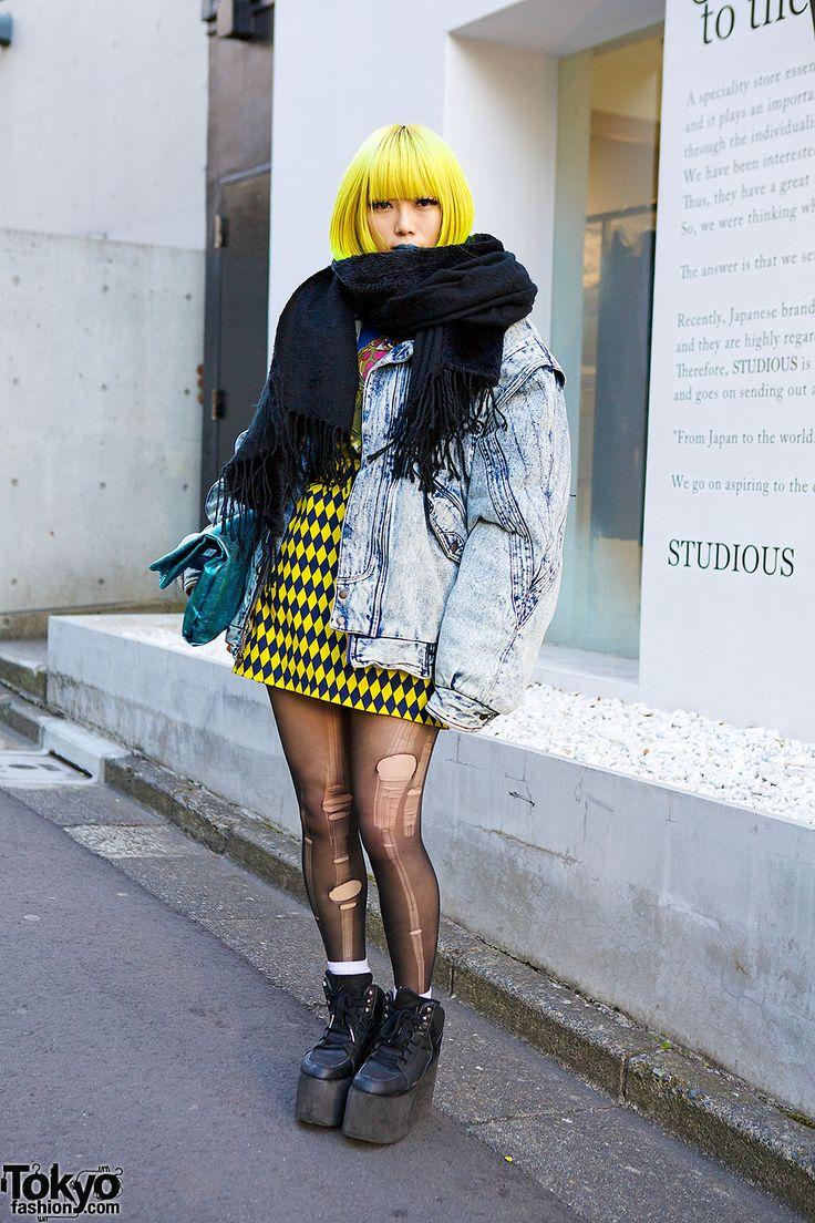 tokyo-fashion: 23-year-old Murakami on the...