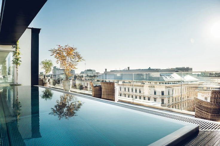 Reviving Vienna's Past At Grand Ferdinand Hotel [Vienna] | Trendland