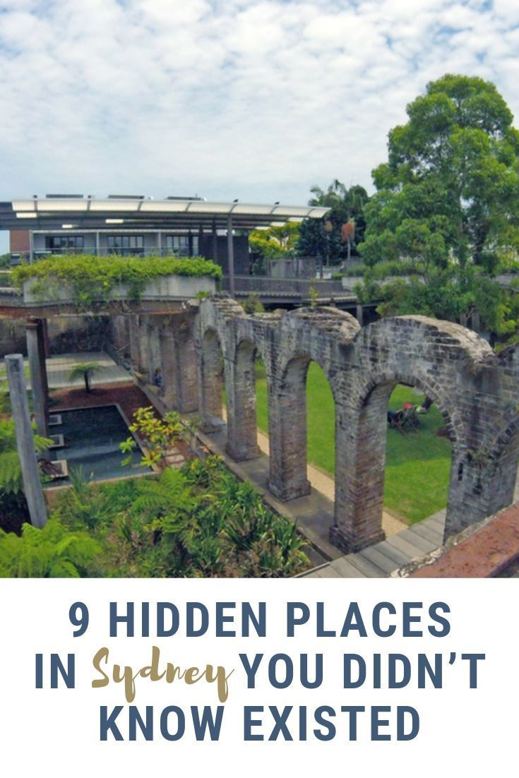 9 Beautiful Hidden Places In Sydney You Didn T Know Existed Breathing Travel Sydney Travel Australian Road Trip Hidden Places