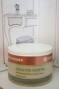 Yves Rocher - sesitive vegetal against red spots
