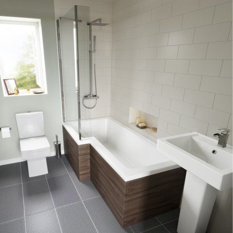 Best 25 L Shaped Bath Ideas On Pinterest
