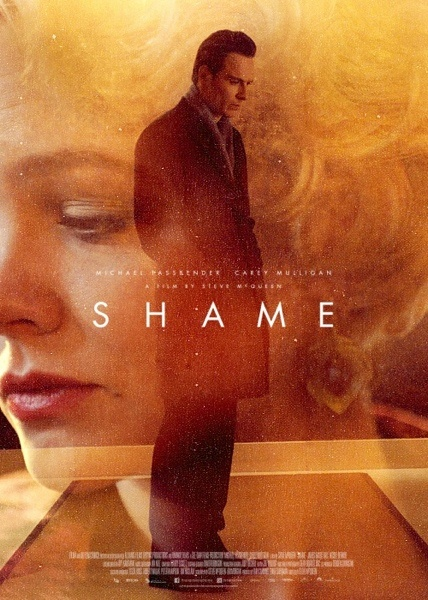Shame: haunting film by Steve McQueen.  This one latched onto me and stayed with me long after the movie was over.  Incredible performances from the two leads.  Shamefully ignored at Oscar time.