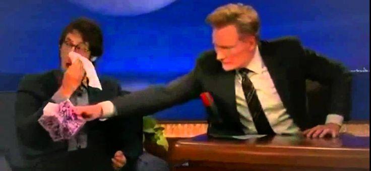 Conan 2014 08 18 Josh Groban Full Episode