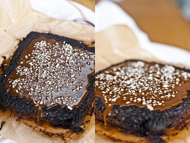 Czekoladowe ciasto - brownie z batatów ~ Nie umiem gotować! - Paleo przepisy dla każdego